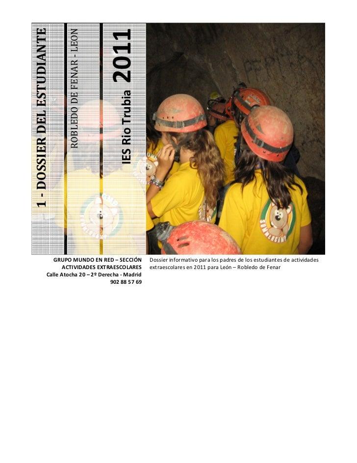 Dossier ies-rio-trubia-2011-leon