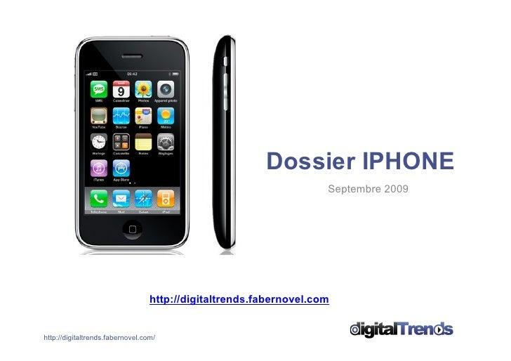 Dossier Iphone Digital Trends