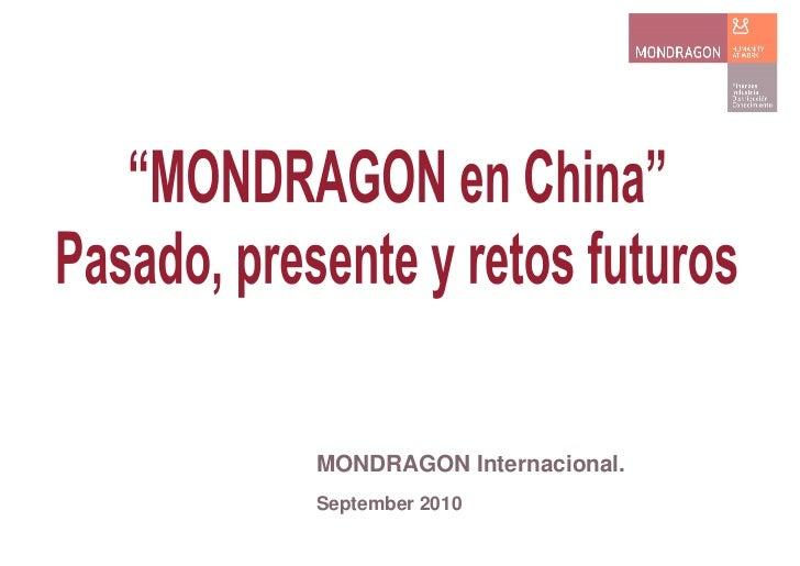 Dossier Mondragon en China.pdf