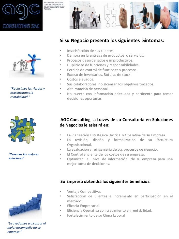 Dossier AGC Consulting