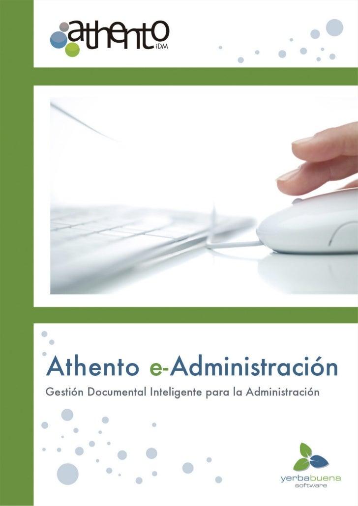 Athento e-Administración