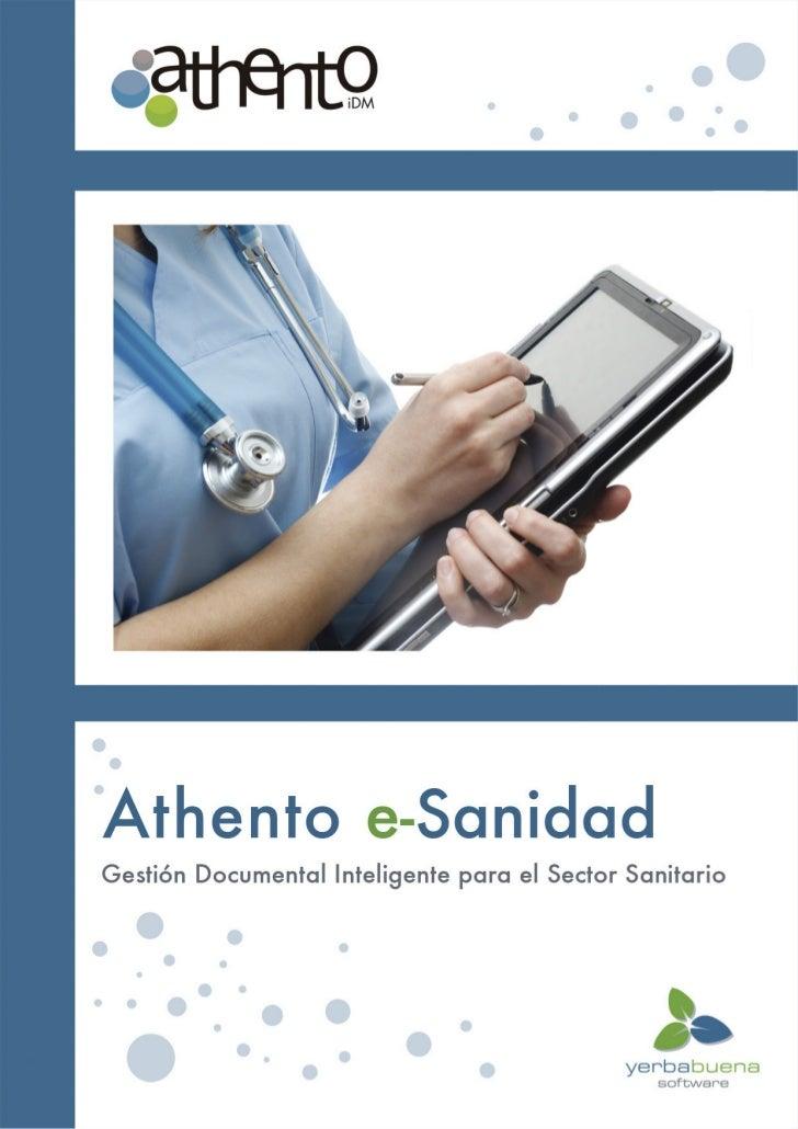 ¿Por qué usar un sistema de gestión documental en el sector sanitario?La función de las personas que trabajan en instituci...