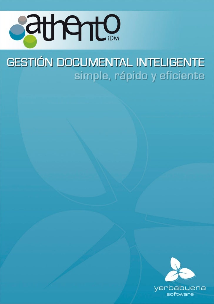 Athento Gestion Documental Inteligente