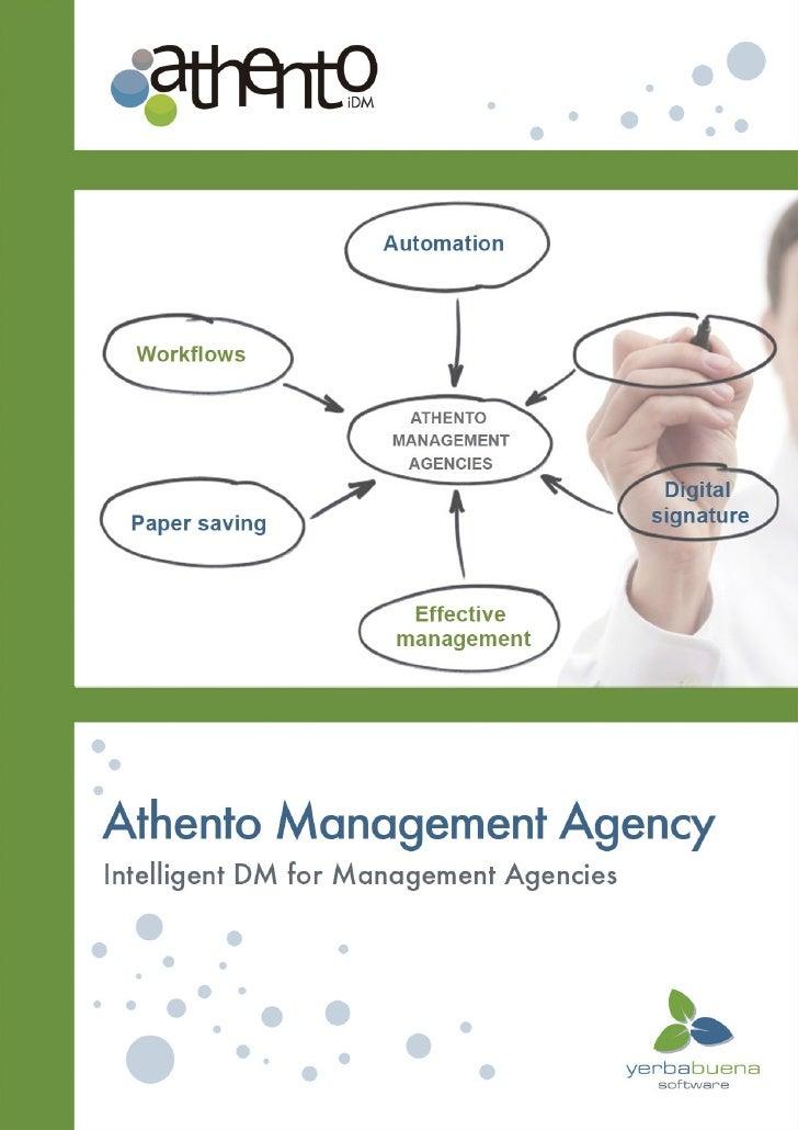 Athento Management Agency