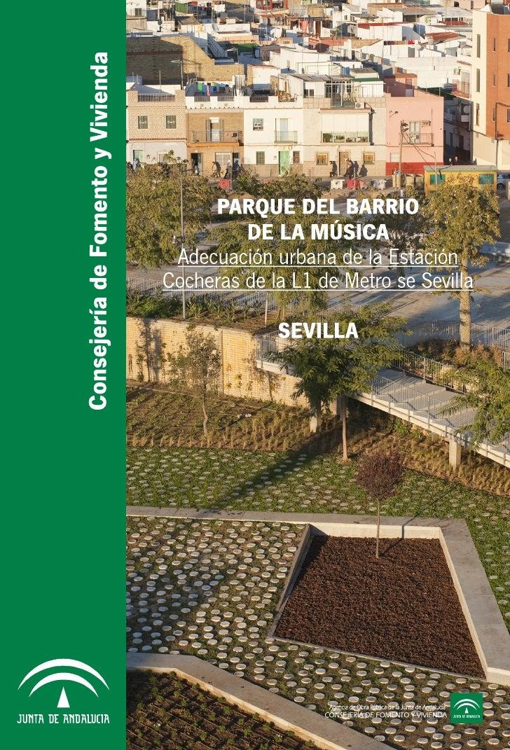 Dossier Parque Barrio de la Música