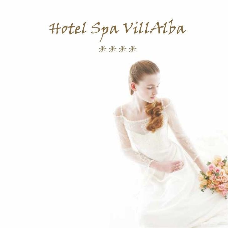 Dossier bodas villalba 2012