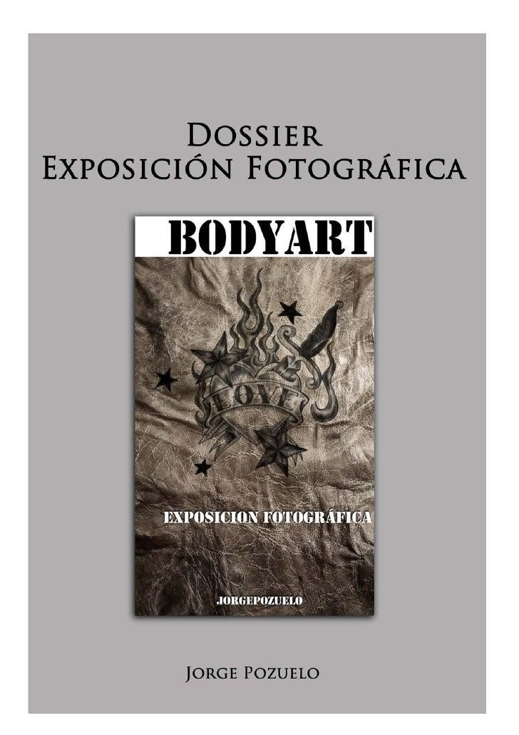 Dossier Body Art