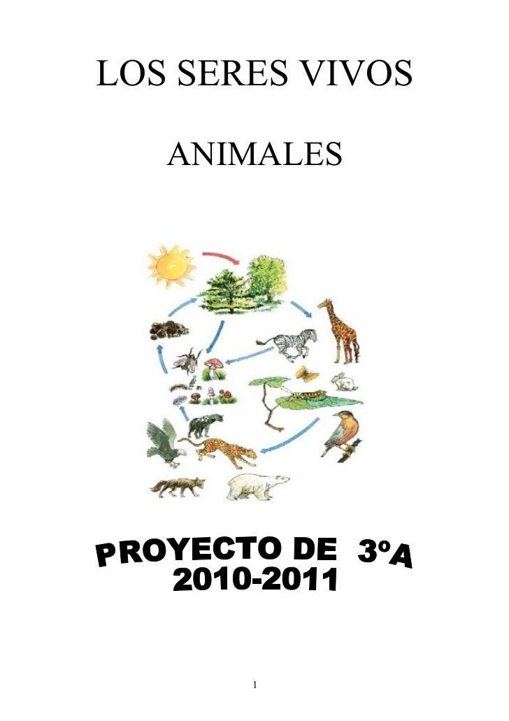"""Dossier """"Los animales"""""""