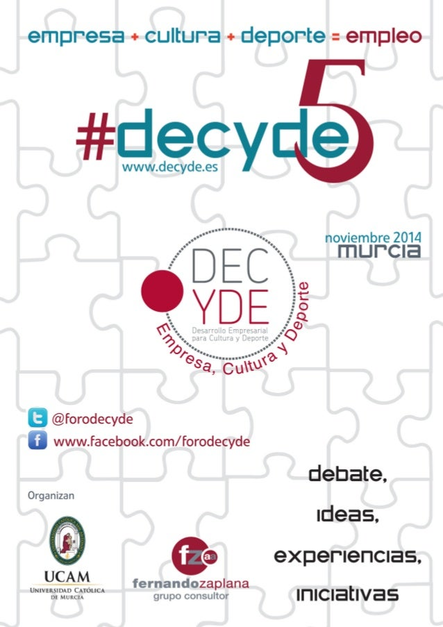 Dossier decyde5 Noviembre 2014