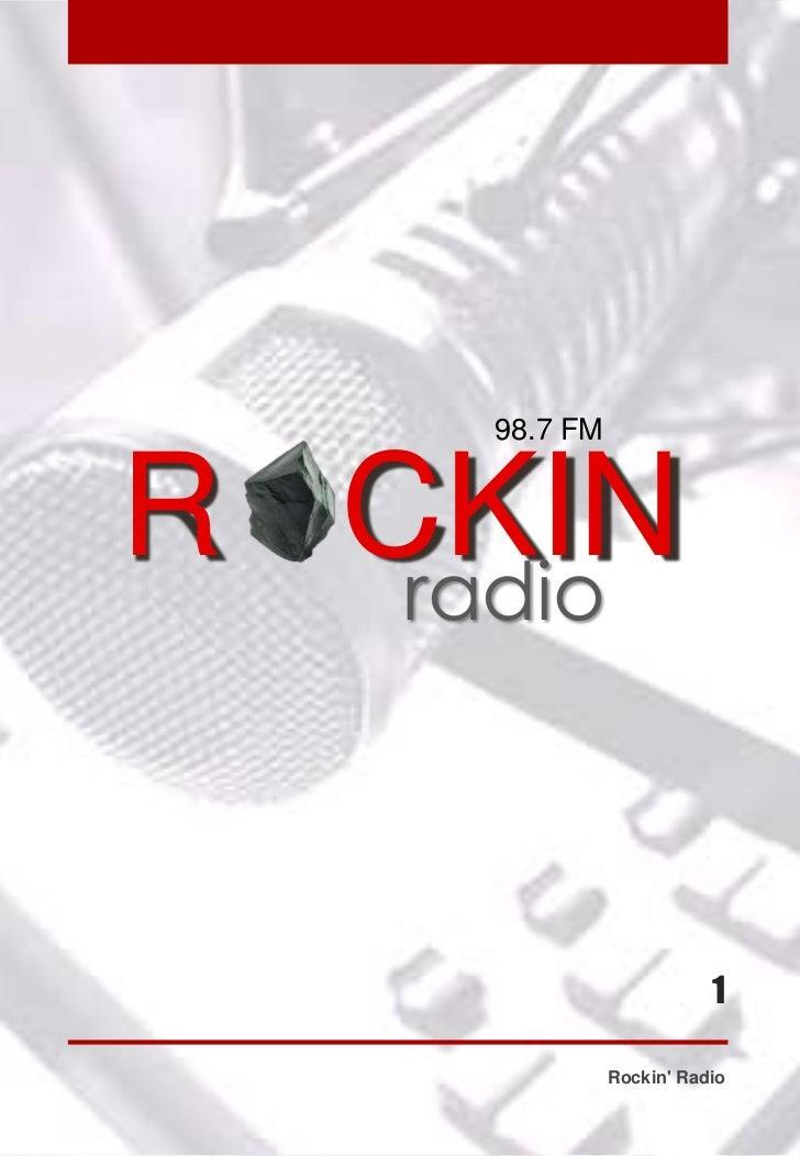 98.7 FM<br />R   CKIN<br />radio<br />1<br />Rockin' Radio<br />