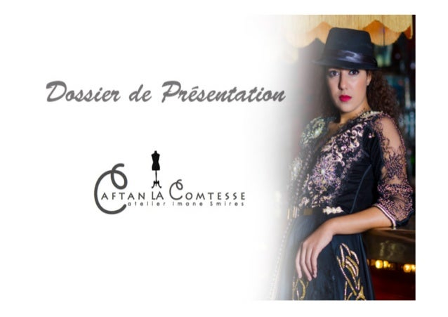 Caftan la comtesse c'est une histoire Imane est héritière culturelle d'une famille de couturiers et de couturières.#  L'h...