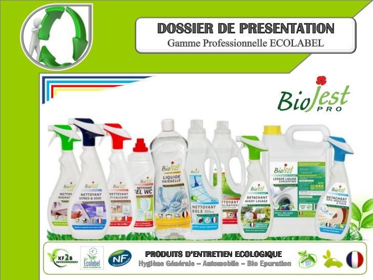 En partenariat avec le leader      français de solutions   biotechnologiques, KF2B  Environnement, met à votredisposition ...