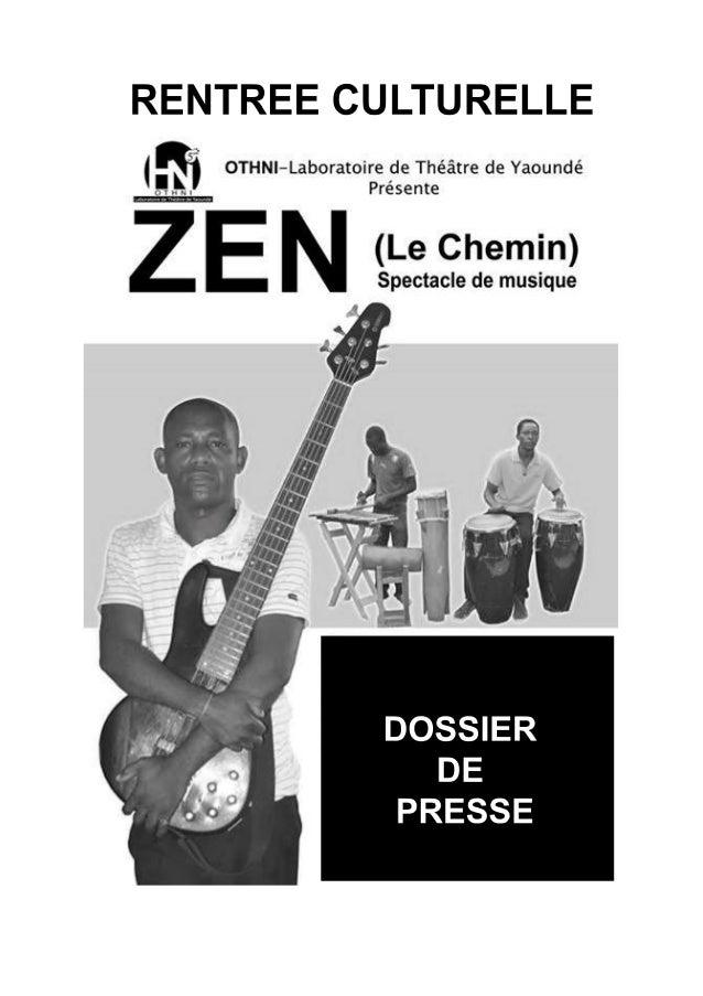 C'est la rentrée culturelle à l'OTHNI-Laboratoire de théâtre de Yaoundé Un spectacle musical d'une grandeur incroyable … U...