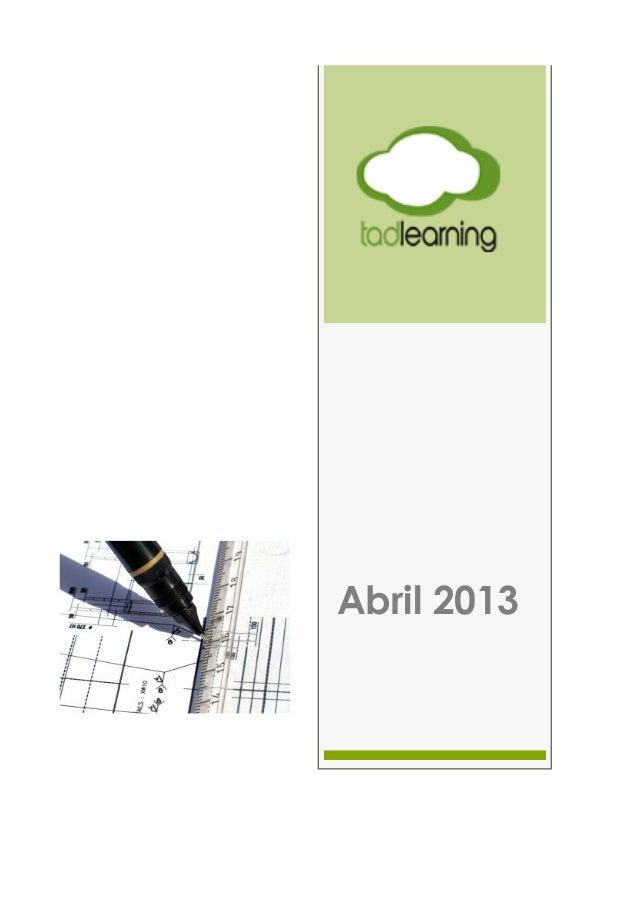 Dossier deproyectosdee-learning                                     Abril 2013Por motivos de confidencialidad sehan omitid...