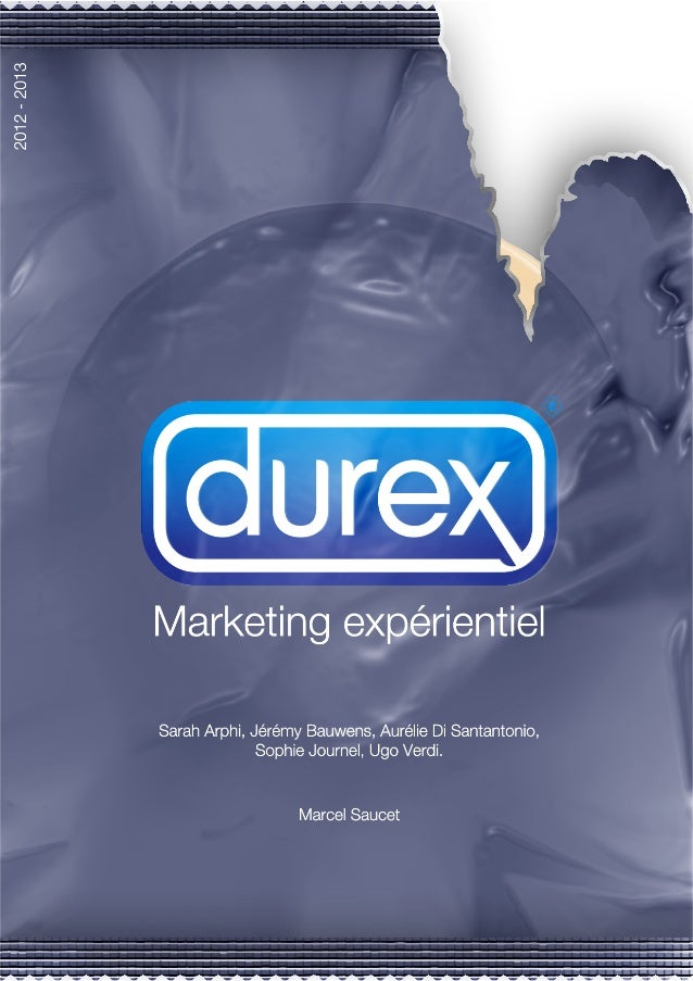 Marketing Expérientiel 2012 - 2013