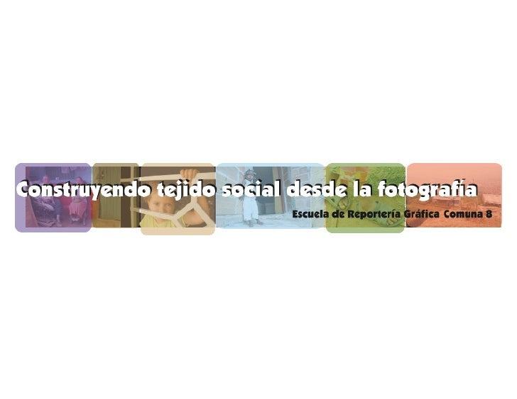 Dossier Escuela FotografíA C8