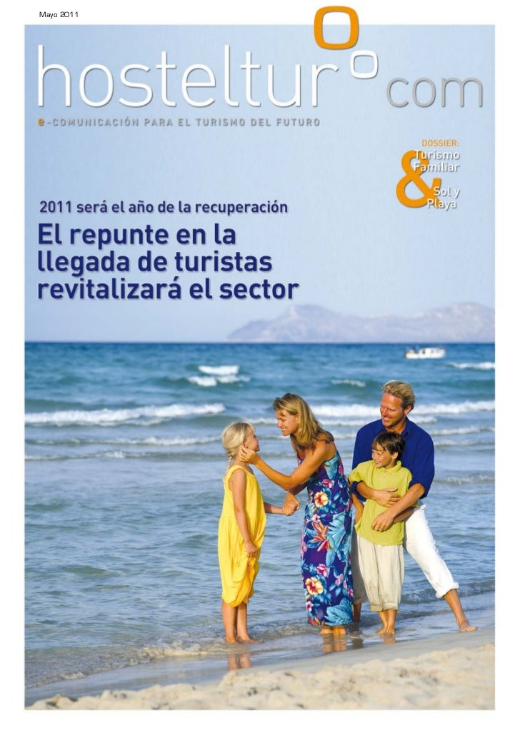 Dossier Hosteltur Turismo familiar & Sol y playa