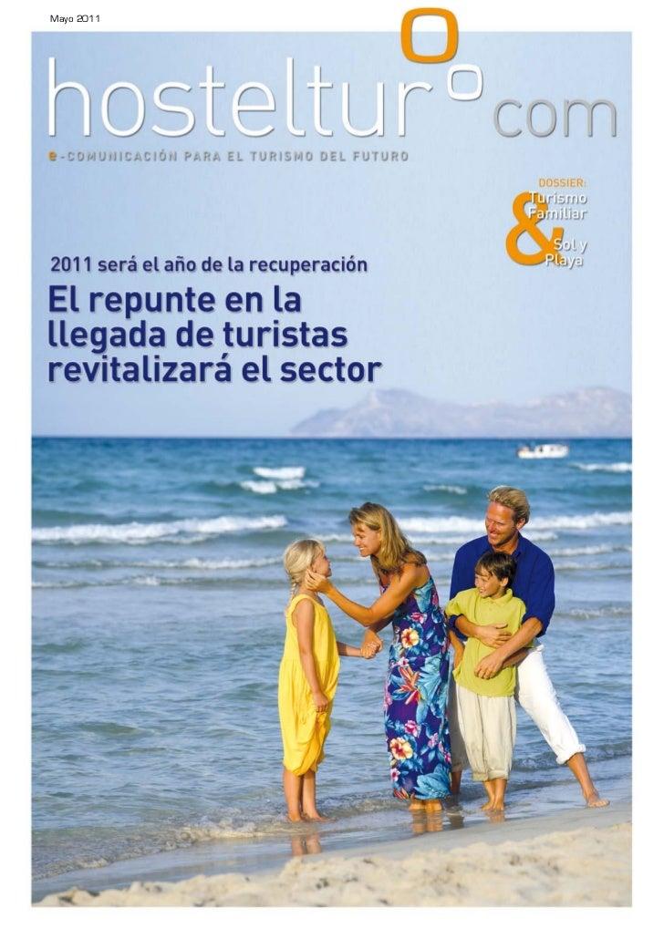 Dossier Hosteltur Turismo familiar & Sol y playa