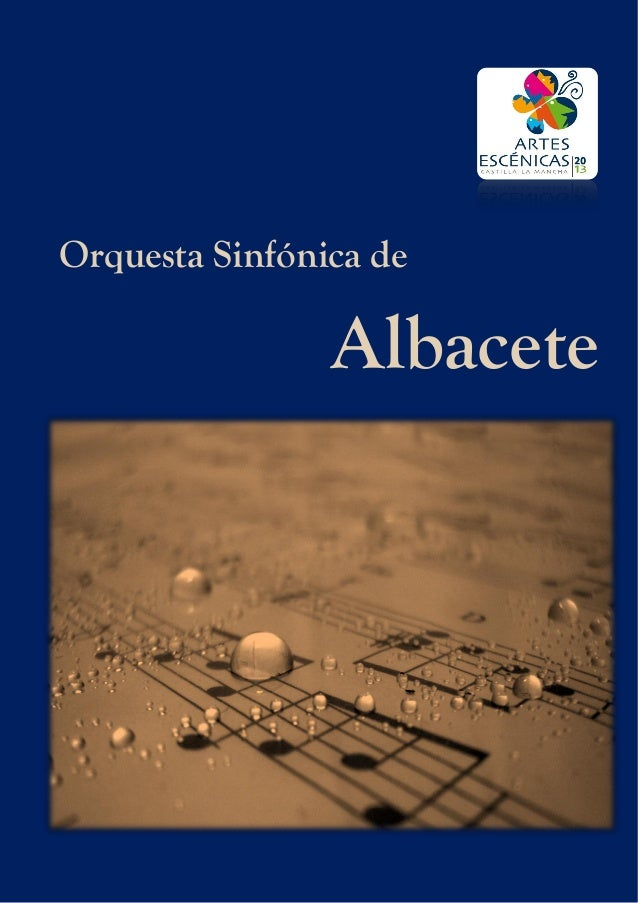 Orquesta Sinfónica de Albacete