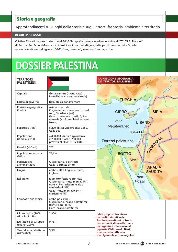 Dossier palestina per la storia 45 46 ott_nov_11