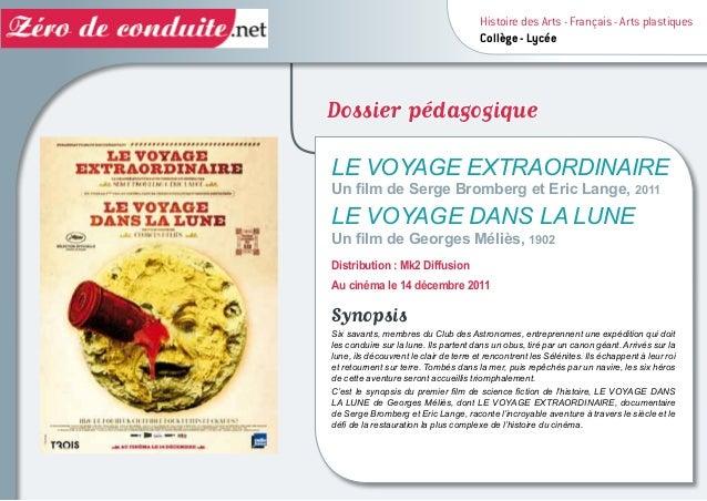 Dossier pédagogique Histoire des Arts - Français - Arts plastiques Collège - Lycée Un dossier proposé par Zérodeconduite.n...