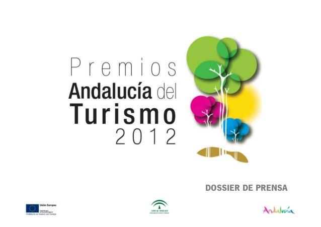 Dossier premios andalucia turismo 2012