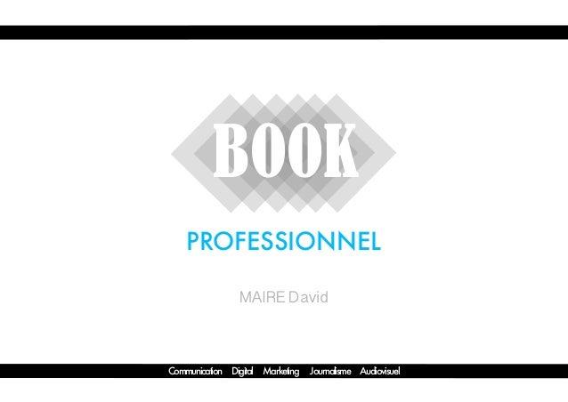 Dossier Professionnel MAIRE David