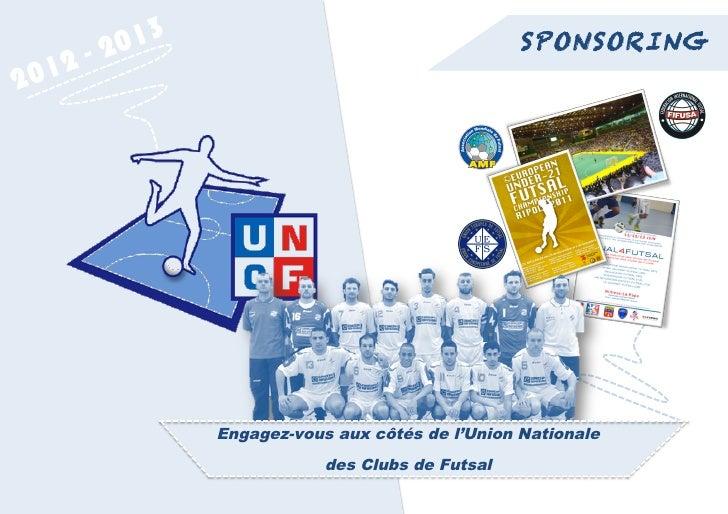 UNCFS sponsoring 2013