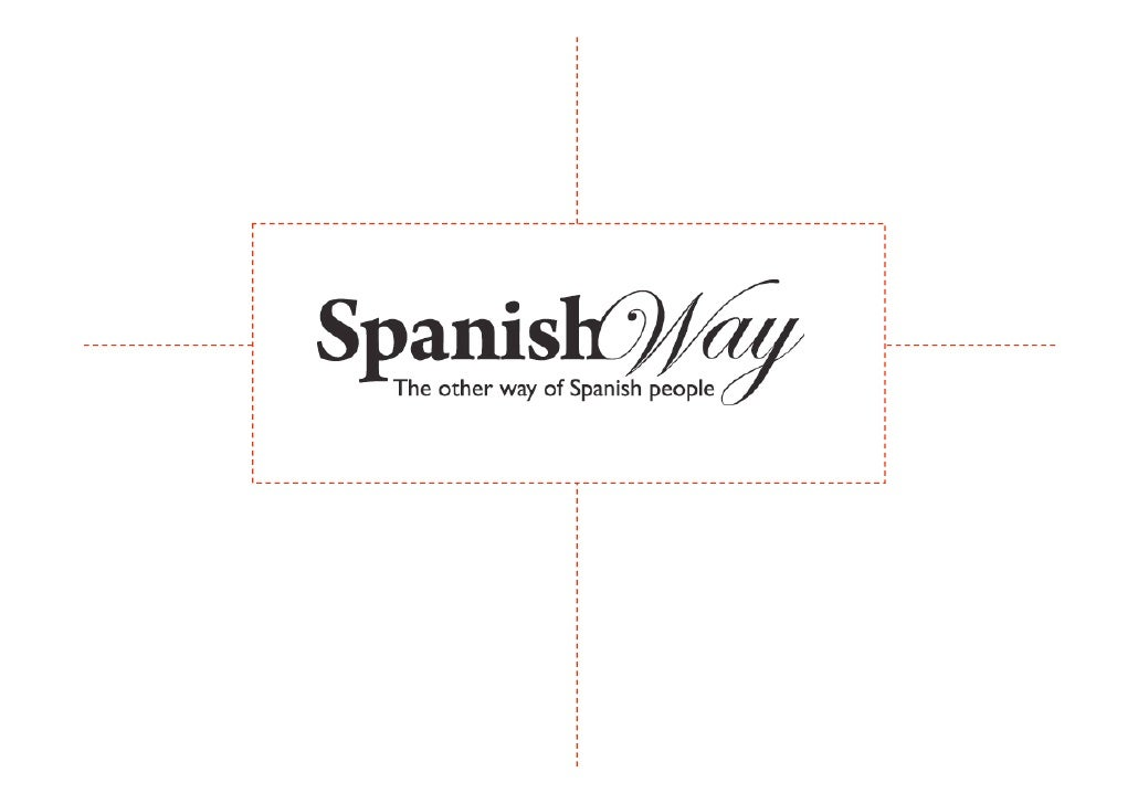 Dossier y Tarifario Spanish Way