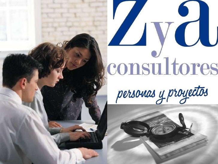 Dossier ZyA Consultores