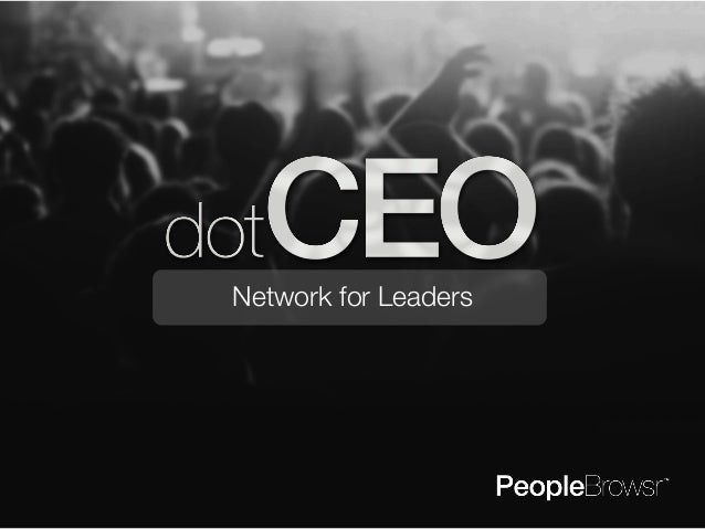dotCEO Network