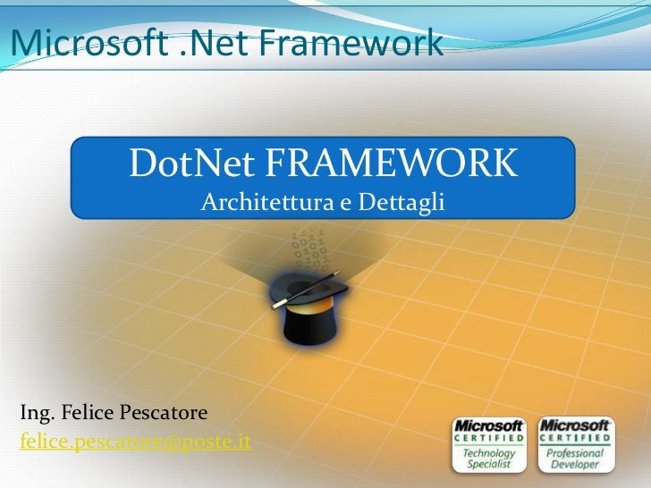 Dot net framework 2