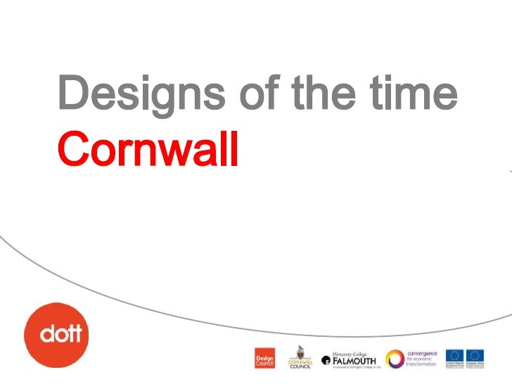 Designs of the time<br />Cornwall<br />
