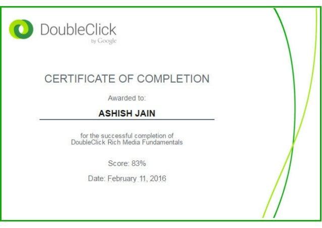 Google doubleclick rich media fundamental ashish kumar jain for Doubleclick rich media templates