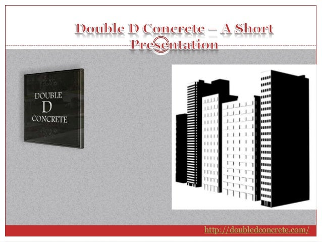 Concrete driveway concreting drives