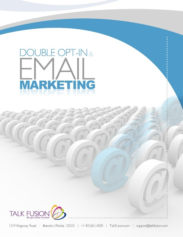 Direct Marketing via email, or Email Marketing, can be a powerful and profitable channel for any business.According to the...