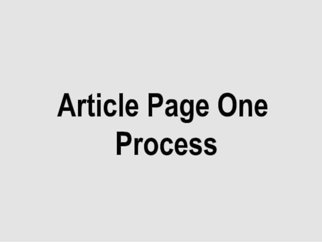 Double page spead one page process kjghjbl