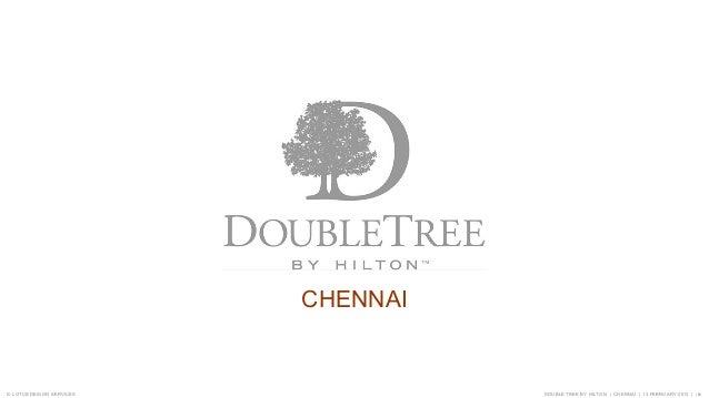 Double Tree by Hilton, Chennai