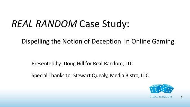 Doug Hill Presentation