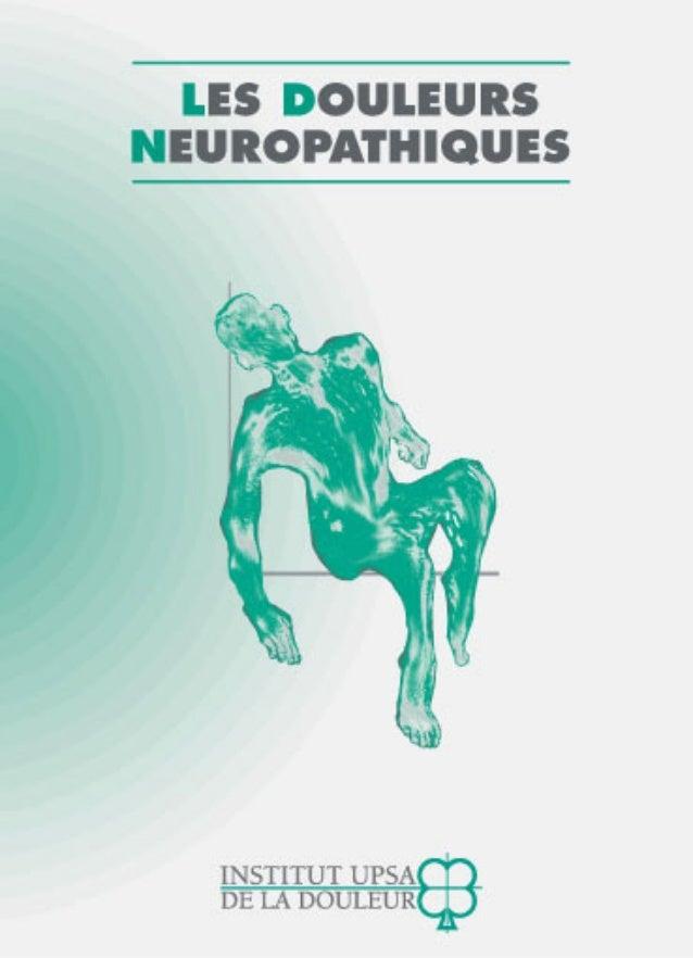 Douleur les douleurs neuropathiques