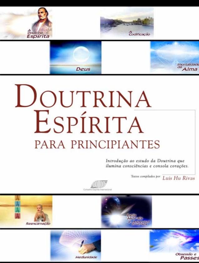 doutrina espirita para iniciantes pdf