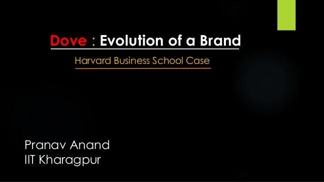 dove evolution of brand essay