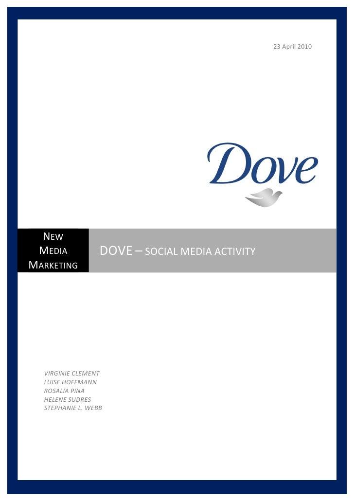 Dove and New Media
