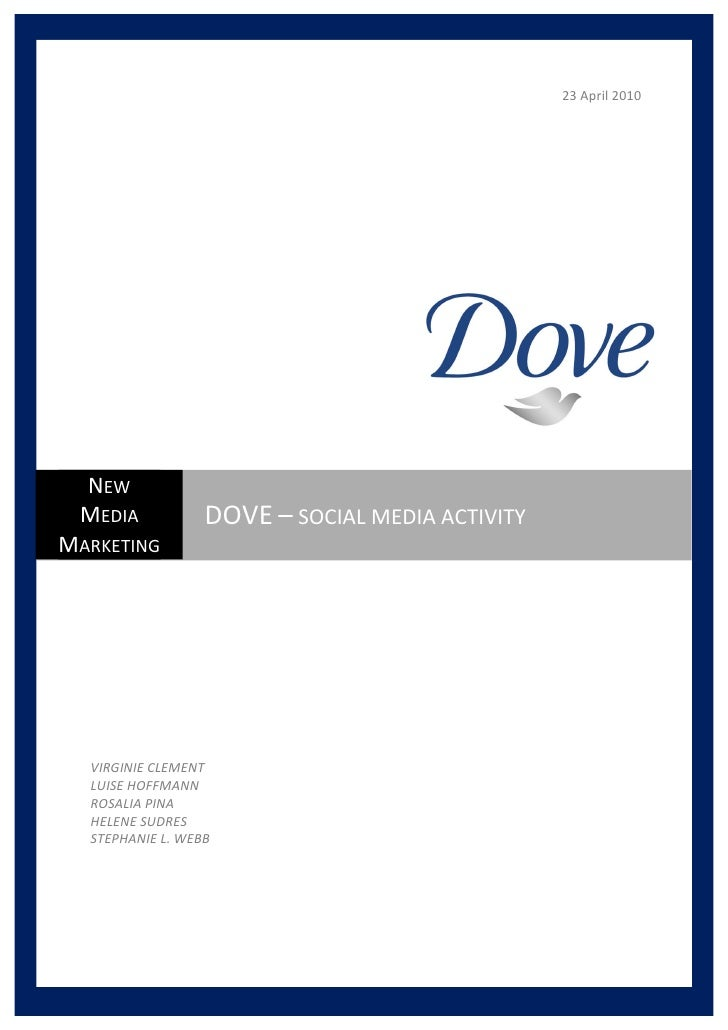 Dove and New Media