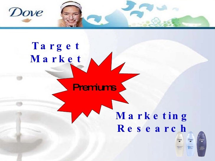 Target Market Premiums Marketing Research