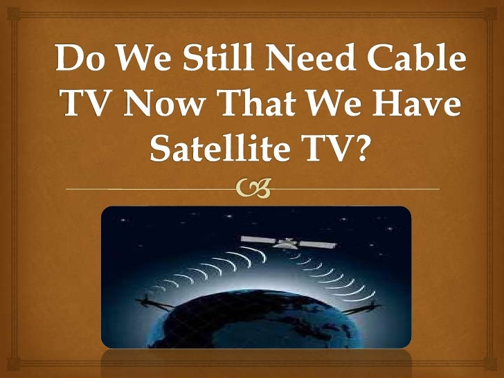 A couple of decades ago, peoplewere viewing different channels,local and foreign, with their cableTV subscription. Back th...