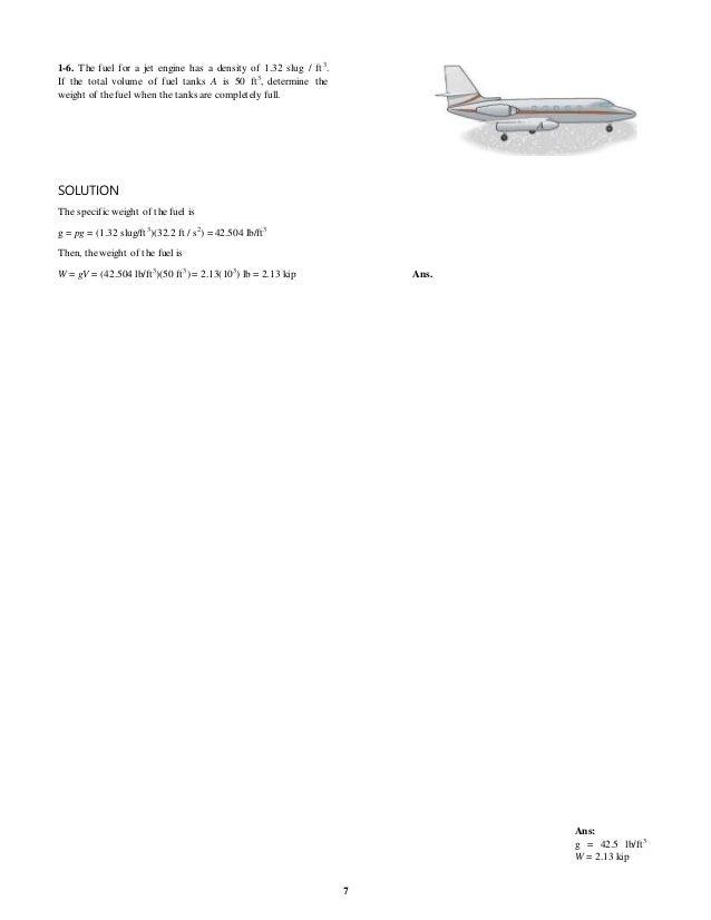 fluid mechanics hibbeler solution manual pdf