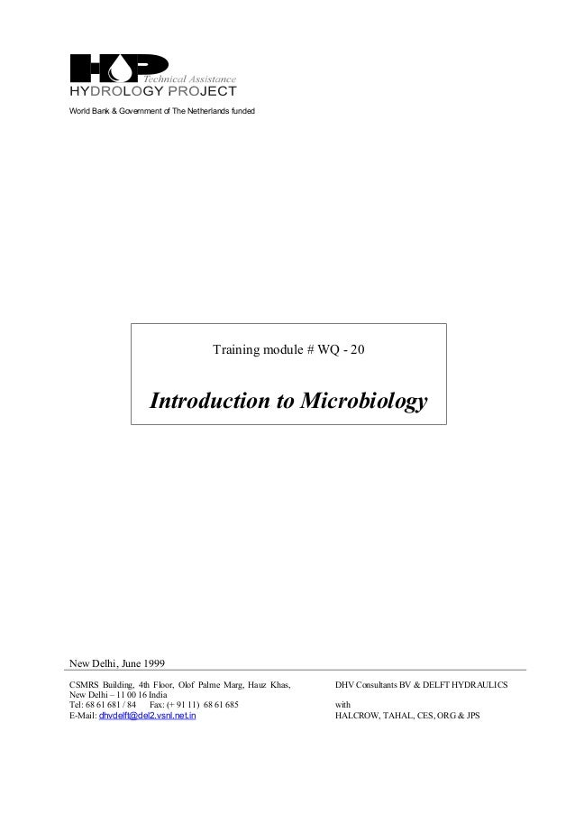 Download-manuals-water quality-technicalpapers-20introductiontomicrobiology