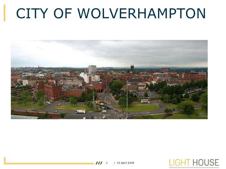 Wolverhampton presentation