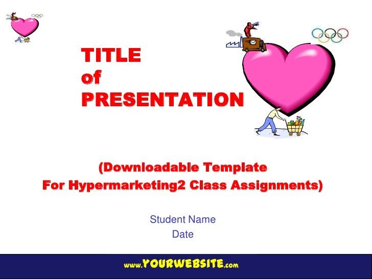 Downloadable Template for the hypermarketing2  assignments